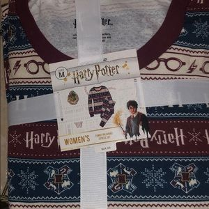 Harry Potter Pajama Set